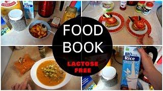 FOOD BOOK 8 /DAIRY FREE /БЕЗ ЛАКТОЗЫ /простые и полезные рецепты