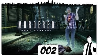 Murdered Soul Suspect #002 - Was wollte mein Mörder | German Gameplay