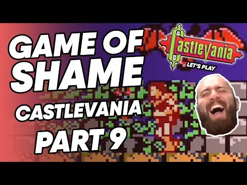 The FINAL Sprint?! | Can Luke Beat Castlevania?! | Game Of Shame | ScreenStalker Plays