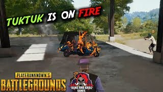 PUBG Philippines   Tuk Tuk is on Fire   Feat Pech Gaming