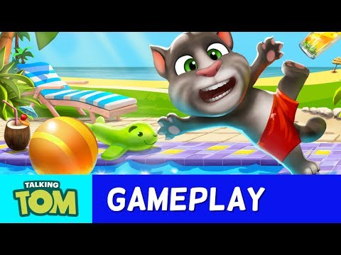 My Talking Tom - Summertime Fun (New Update)