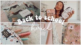 ✯ Back to school supplies haul ✯