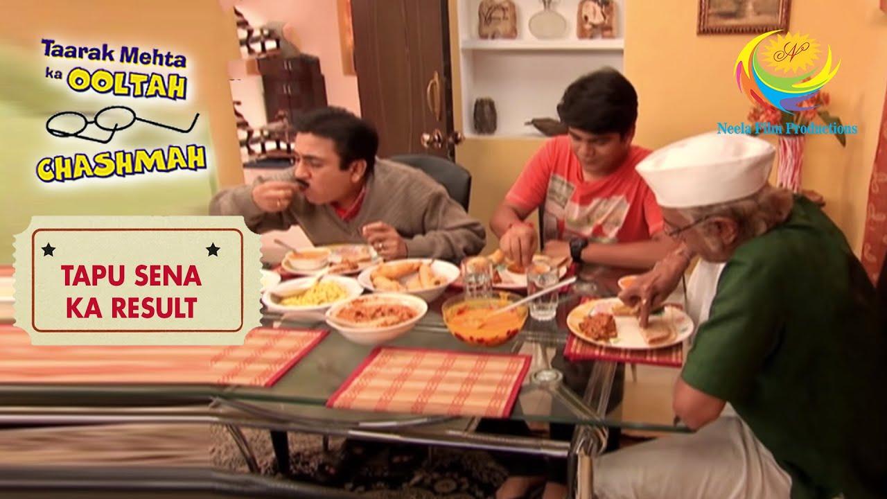 Download Jethalal's Moment Of Relief | Taarak Mehta Ka Ooltah Chashmah | Tapu Sena Ka Result