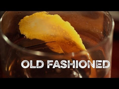 How To Drink: Old Fashioned