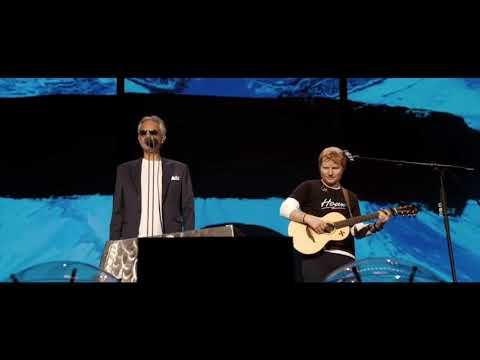 Ed Sheeran – Perfect Symphony Feat. Andrea Bocelli