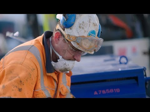 Thames Water's Health, Safety & Wellbeing team talks to NEBOSH