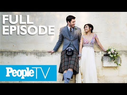 Property Brothers: Inside Drew Scott And Linda Phan's 'Epic' Wedding! | PeopleTV