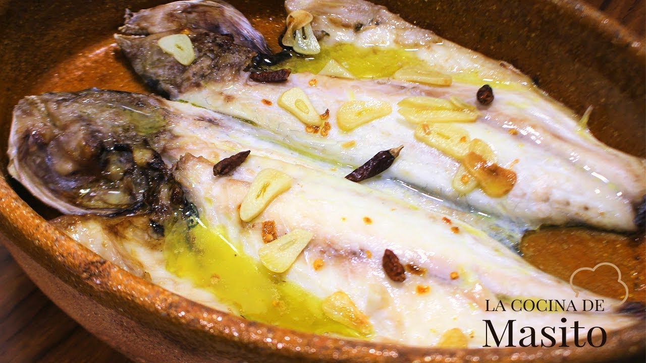 Cocina De Masito Baked Gilt In Just 18 Minutes Super Rich