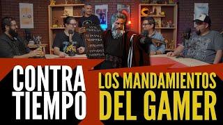 """CONTRATIEMPO #8 """"Mandamientos del Gamer I Steam vs Epic I Parches y DLC"""" l Central Gaming"""