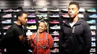 Superbowl Champ Brandon Marshall & Big Brother M. Marshall Talk Domestic Violence & Super Bowl LI