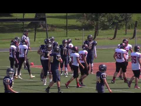 Knox County Middle School vs Knox Central Middle (TN) Football - September 16, 2017