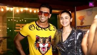 Gully Boy Wrap up party | Ranveer Singh | Zoya Akhtar | Alia Bhatt | Partying Hard