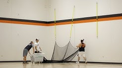 BEACON | Phantom Indoor Batting Cage Setup