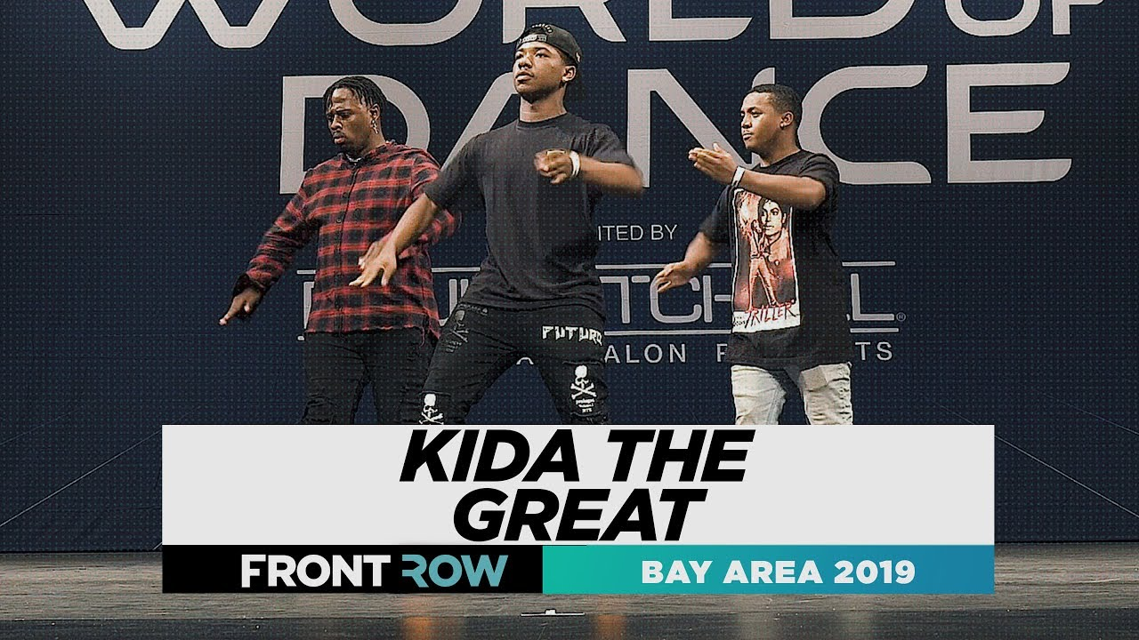Kida the Great | FRONTROW | World of Dance Bay Area 2019 | #WODBAY19