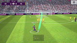 Pes 2020 Mobile Pro Evolution Soccer Android Gameplay #44