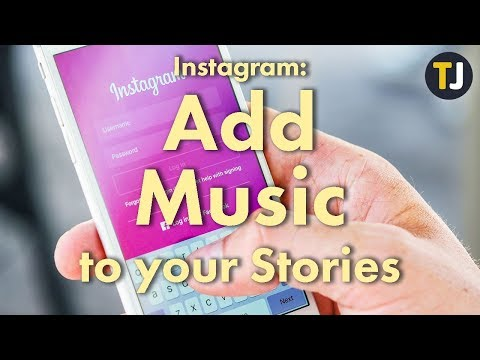 Add Music and Lyrics to Your Instagram Stories!