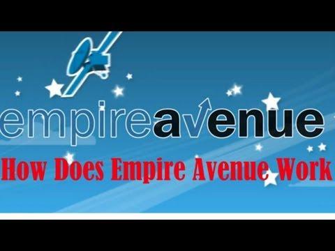 How to Use Empire Avenue | Empire Avenue Tips