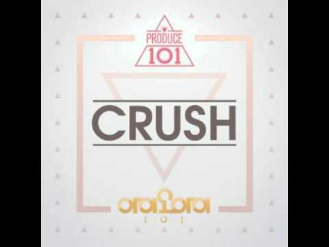 01. I.O.I (아이오아이) - Crush [DL/Audio] [Single]