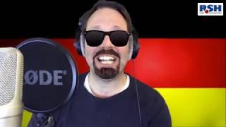 R.SH - die gendergerechte deutsche Nationalhymne von Francesco Bremsero