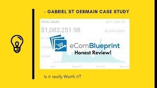 Baixar 🔥 Ecom Blueprint Review - Gabriel St Germain Dropshipping Shopify Course Case Study Honest Review!