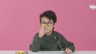 Дети Пробуют Вкусняшки из Японии!