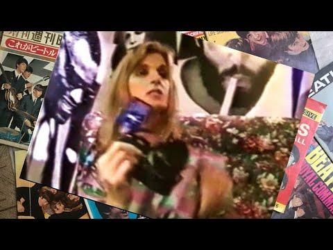 ♫ Linda McCartney Interview in Auckland, New Zeland, 1993