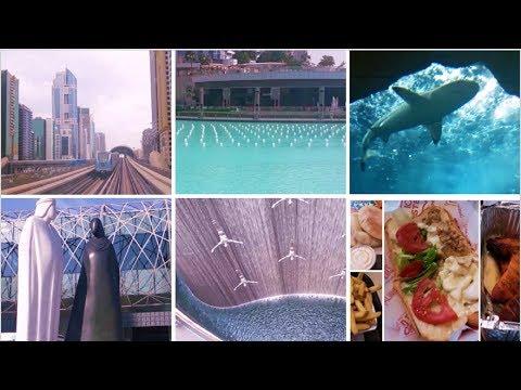 Dubai Vlog l Dubai Mall l Burj Khalifa l Dubai Aquarium l Hyderabadi Mom Vlogs l Mrs. Norien