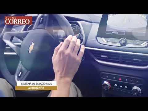 AUTOS Correo (Llega Chevrolet Tracker 2021)