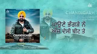 Chandigarh (MP3) | Vicky Hiron | Latest Punjabi | Whatsapp Status