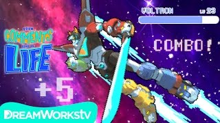 What if VOLTRON was a VIDEO GAME? | YOUR COMMENTS COME TO LIFE!