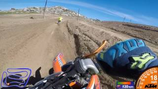 Perris MX Vet Track - Following Fred 2017-03-11