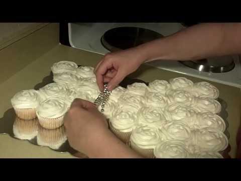 wedding-dress-cupcake-cake-part-2