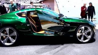 Bentley EXP 10 speed 6 concept for a supercar Geneva Motor show 2015