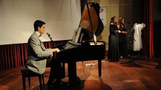 AKŞAM GÜNEŞİ ORHAN GENCEBAY Sevilen Damar Arabesk Şarkısı Piyano Türk Müziği Güzel Şarkılar Konseri