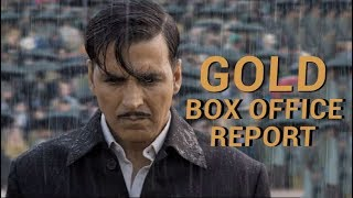 Gold 9th day box office collection