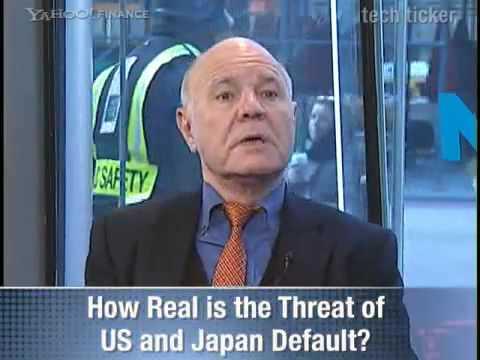 Marc Faber-Sovereign Debt. Next Crisis?