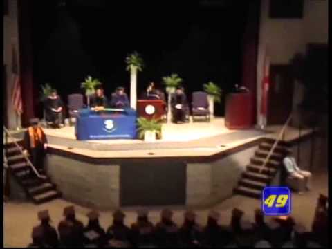 2013 Bevill State Community College Graduation Ceremony