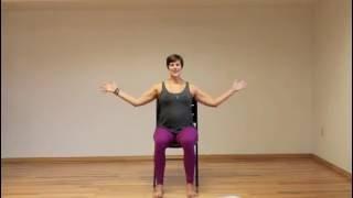 Chair Fitness Class 1