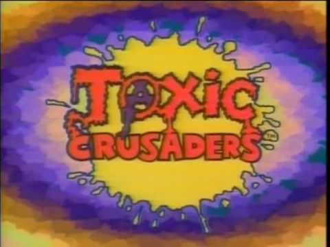 The Toxic Crusaders Intro