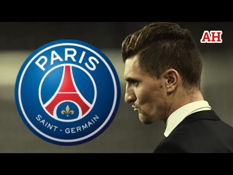 Thomas Meunier I PSG I Defensive Skills, Assists & Goals I 2017/18