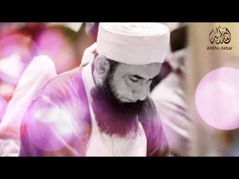 Very Emotional & Sad Bayan of Maulana Tariq Jameel 😢