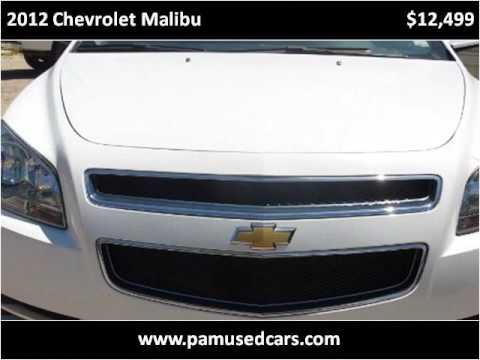2012 Chevrolet Malibu Used Cars Lafayette LA