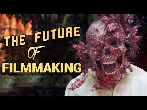 A CHAT W NEILL BLOMKAMP  Movie Podcast