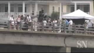 One Tree Hill actors leap from Wrightsville Beach bridge StarNewsOnline com Star News Wilmington, NC