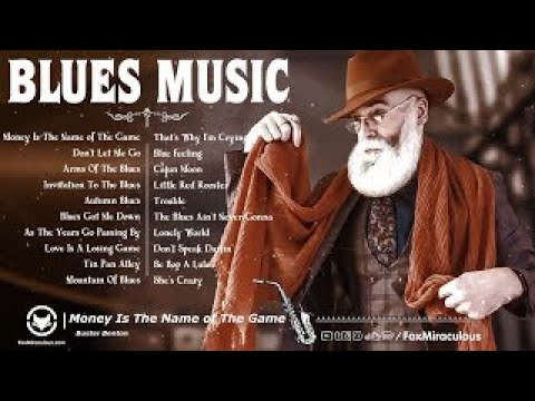 Blues Music   Best Blues Songs Of All Time   Slow Blues / Blues Ballads   Relaxing Jazz Guitar Blues