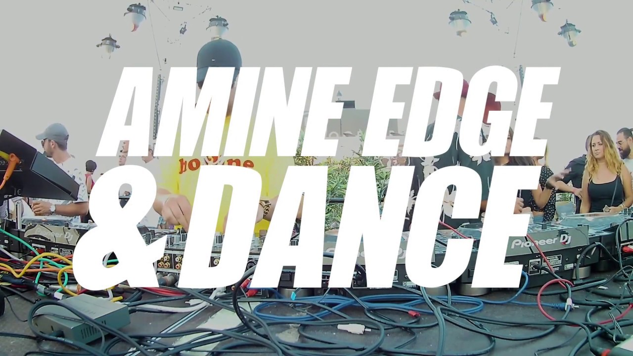 Download 2017.06.23 - Amine Edge & DANCE @ Visionair - R2 Rooftop, Marseille, FR
