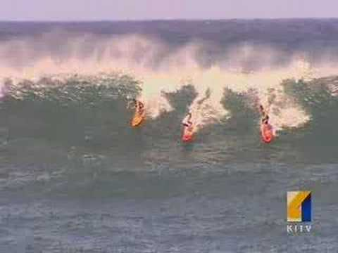 Monstrous Northwest Hawaii Swell Expected To Rise