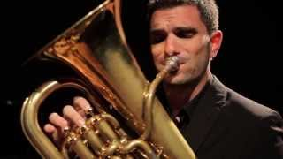 PIAZZOLLA - Café 1930 // Anthony Caillet, euphonium