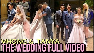 VHONG NAVARRO WEDDING FULL VIDEO - KASAL NI Vhong at Tanya Bautista