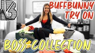 Buffbunny Collection Boss Launch Try On Haul